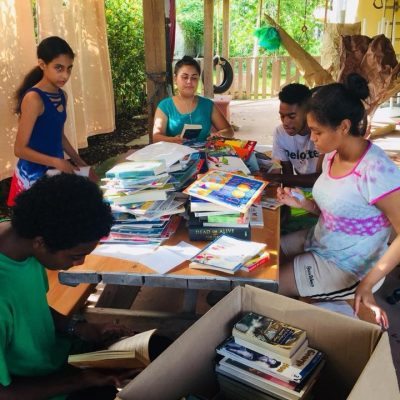 Books for Belize