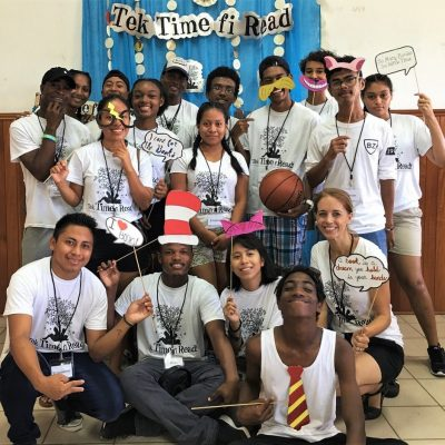Belize youth group
