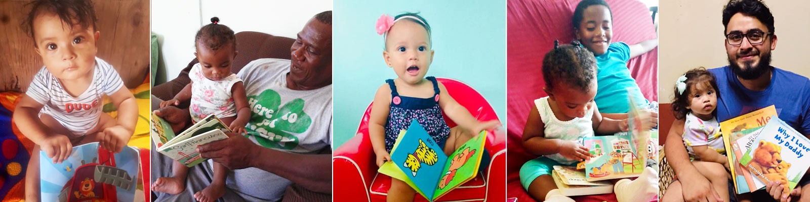 Books for Babies - Belize