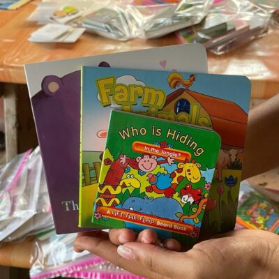 Books for Babies Belize